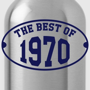 The Best of 1970 T-Shirts - Water Bottle