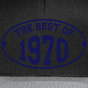 The Best of 1970 T-Shirts - Snapback Cap