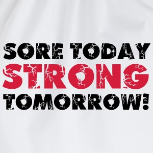 Strong Sweatshirts - Sportstaske