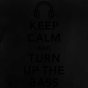 keep calm and turn up the bass T-Shirts - Baby T-Shirt