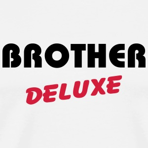 Brother Deluxe Flaskor & muggar - Premium-T-shirt herr