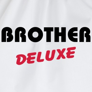 Brother Deluxe T-shirts - Gymnastikpåse