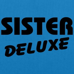 Sister Deluxe T-shirts - Bio stoffen tas