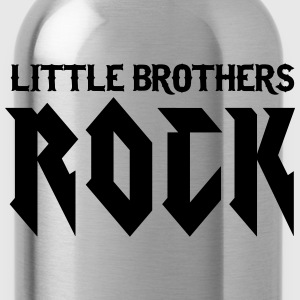 Little Brothers Rock Shirts - Water Bottle