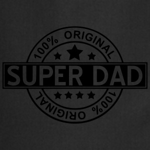 super dad - Cooking Apron
