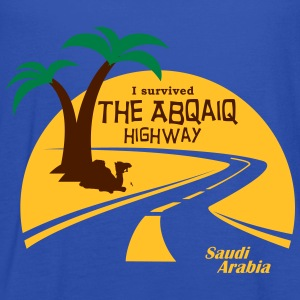Saudi Arabia Highway Middle East - Women's Tank Top by Bella