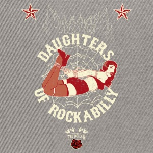Daughters Of Rockabilly - Casquette snapback