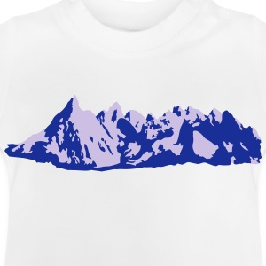 bergen, Mountains, Alps, hiking - Baby T-shirt