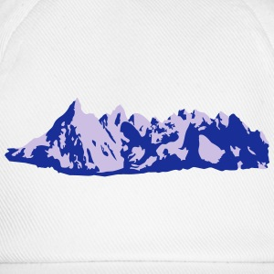mountains, alps - Baseball Cap