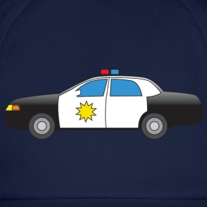 Police Car Shirts - Baseball Cap
