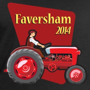 Faversham Transport Tractor - Men's Sweatshirt by Stanley & Stella