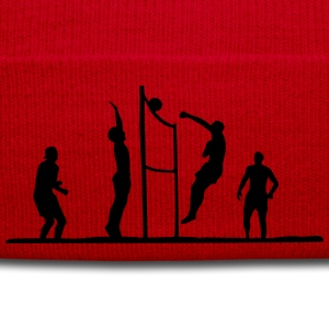 Volleyboll T-Shirts - Vintermössa