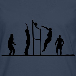 Volley-ball, Beach-volleyball - T-shirt manches longues Premium Homme