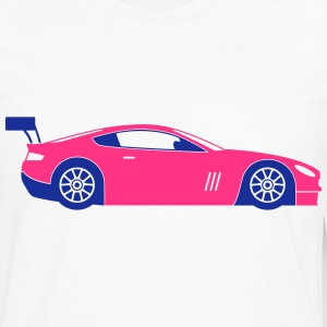 Race Cars (2c)++2014 T-Shirts - Men's Premium Longsleeve Shirt