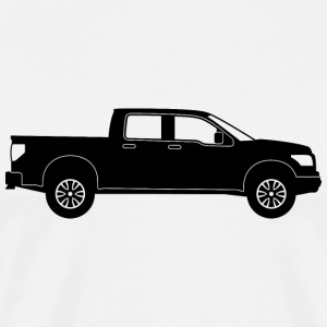 Pickup Truck (dd)++2014 Hoodies & Sweatshirts - Men's Premium T-Shirt