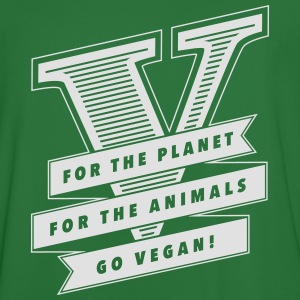 Vegan Hulk - Men's Football Jersey