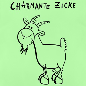 Charmante Zicke - Ziege Pullover & Hoodies - Baby T-Shirt