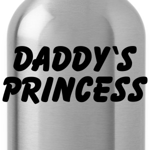 Daddy's Princess T-Shirts - Trinkflasche