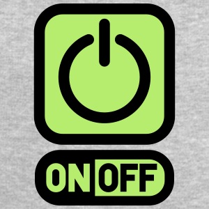 On off switch off power T-Shirts - Men's Sweatshirt by Stanley & Stella