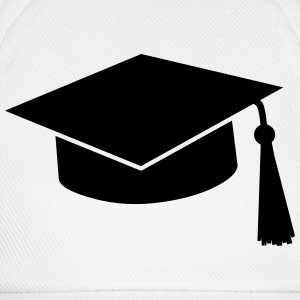 graduation hat T-shirts - Baseballcap