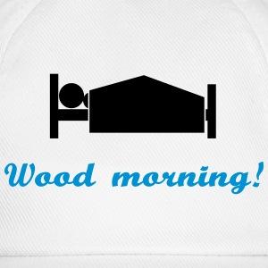wood morning Undertøy - Baseballcap