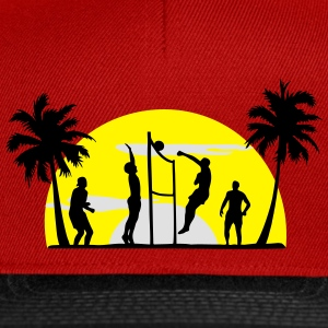 beach volleyball, volleyball  T-Shirts - Snapbackkeps