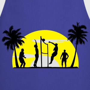 volley-ball, beach-volley - Tablier de cuisine
