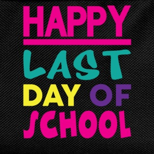 HAPPY LAST DAY OF SCHOOL T-Shirts - Kids' Backpack
