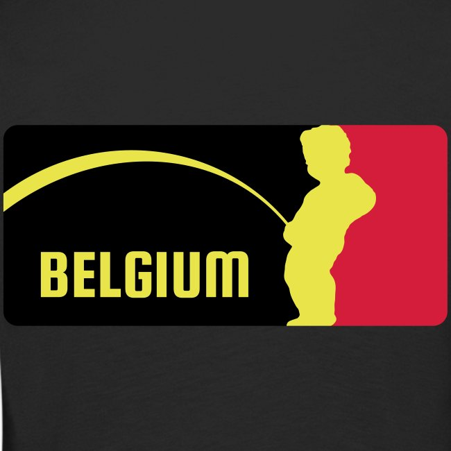 Mannekke Pis, Belgium Rode duivels - Belgium - Belgie