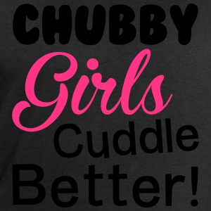 Chubby Girl T-Shirts - Men's Sweatshirt by Stanley & Stella
