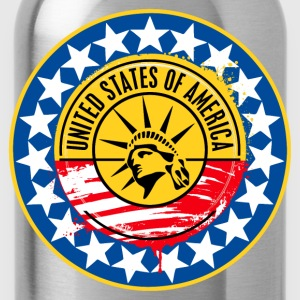 united states 24 Shirts - Water Bottle