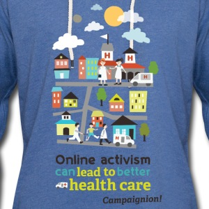 Health care light Shirts - Light Unisex Sweatshirt Hoodie