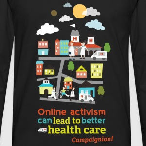 Health care Shirts - Men's Premium Longsleeve Shirt