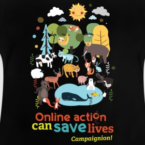 Save Animals Shirts - Baby T-Shirt