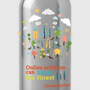 Save the forest T-Shirts - Water Bottle