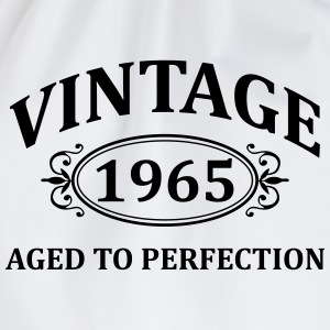 Vintage 1965 Aged to Perfection T-Shirts - Drawstring Bag