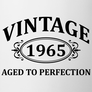 Vintage 1965 Aged to Perfection T-Shirts - Mug