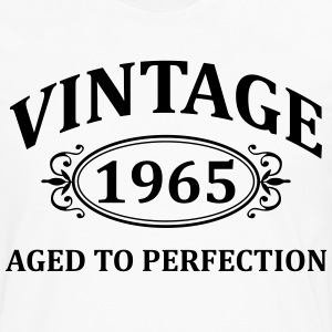 Vintage 1965 Aged to Perfection T-Shirts - Men's Premium Longsleeve Shirt