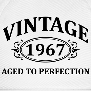 Vintage 1967 Aged to Perfection T-Shirts - Baseball Cap