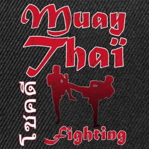muay thai boxing mma 6.png Tee shirts - Casquette snapback