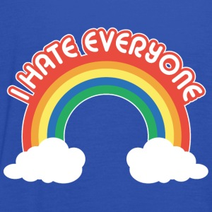 i hate everyone Shirts - Women's Tank Top by Bella