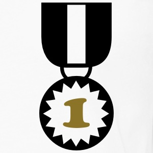 Medal Award Winner Best Master Sports Decoration T-Shirts - Men's Premium Longsleeve Shirt