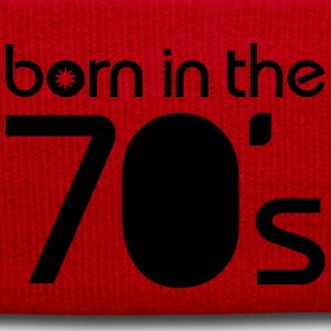 born in the 70´s Tee shirts - Bonnet d'hiver