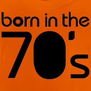 born in the 70´s T-shirts - Baby T-shirt