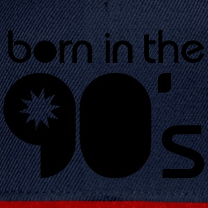 born in the 90´s T-Shirts - Snapback Cap