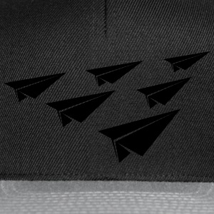 Papper Squadron T-shirts - Snapbackkeps