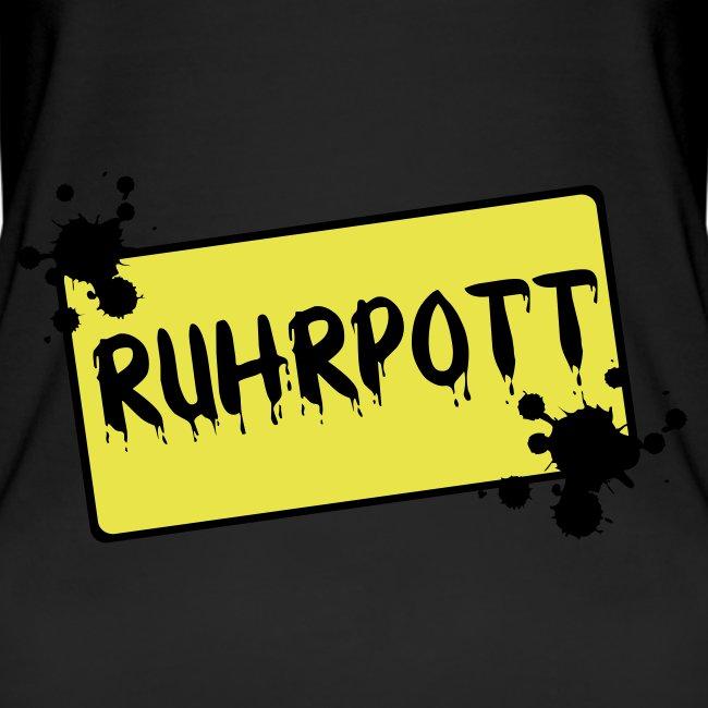 Ortsschild Ruhrpott Tasche