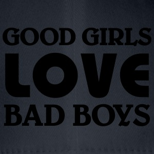 Good girls love bad Boys Koszulki - Czapka z daszkiem flexfit