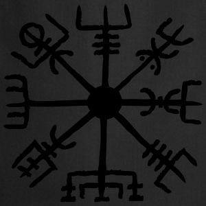Vegvisir, Magic, Runes,  Protection & Navigation T-paidat - Esiliina