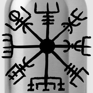 Vegvisir, Magic, Runes,  Protection & Navigation Sweatshirts - Drikkeflaske